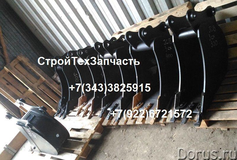 Узкий ковш caterpillar 432 E 428 E hidromek 102 bs mst 544 542 - Запчасти и аксессуары - Продаются и..., фото 5