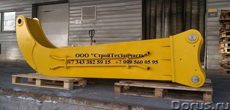 Удлинитель 6 метров для экскаватора 45 - 60 тонн - Запчасти и аксессуары - Изготовим удлинитель 6 ме..., фото 1