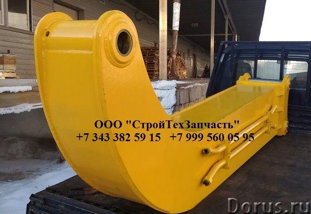 Удлинитель 6 метров для экскаватора 45 - 60 тонн - Запчасти и аксессуары - Изготовим удлинитель 6 ме..., фото 3