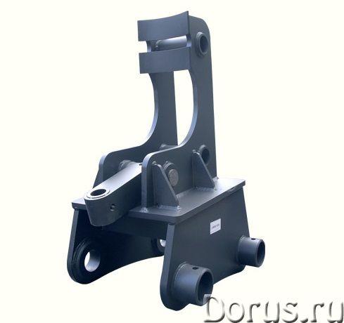 Переходная плита на гидромолот на гидробур - Запчасти и аксессуары - Изготовим по Вашим требованиям..., фото 2