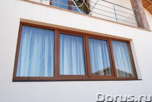 Ламинированные окна в Сочи - Материалы для строительства - Ламинация - это отличное изобретение, кот..., фото 1