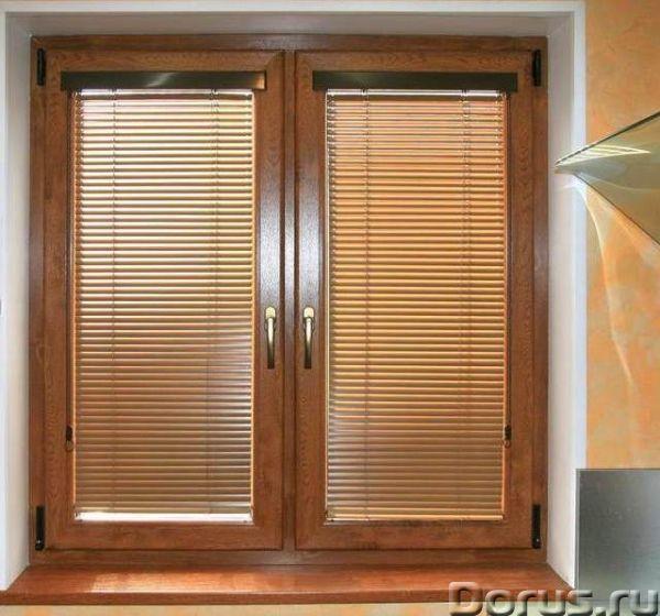 Ламинированные окна в Сочи - Материалы для строительства - Ламинация - это отличное изобретение, кот..., фото 2