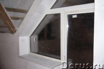 Нестандартные окна в Сочи - Материалы для строительства - По форме возможны окна практически любой к..., фото 3