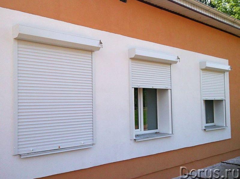 Рольставни, роллеты для окон в Сочи - Материалы для строительства - Роллеты на окнах гораздо более у..., фото 2