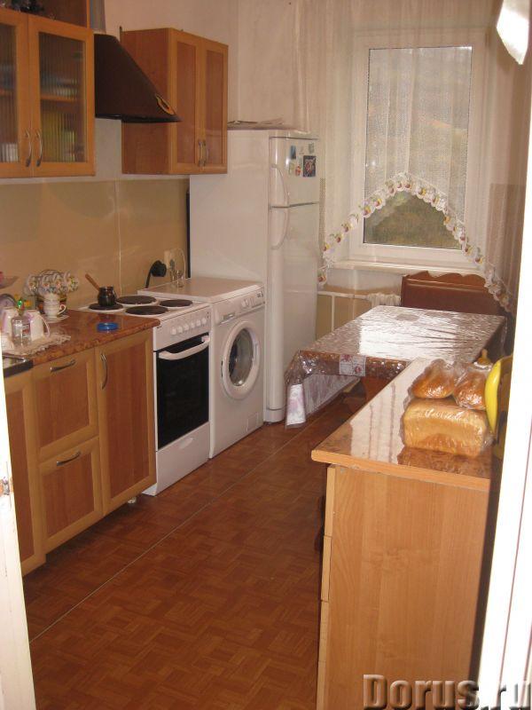 Продам свою 2-к квартиру 64 кв.м в Лоо - Покупка и продажа квартир - 2-комн. квартира 64 кв. м, 8/9..., фото 4