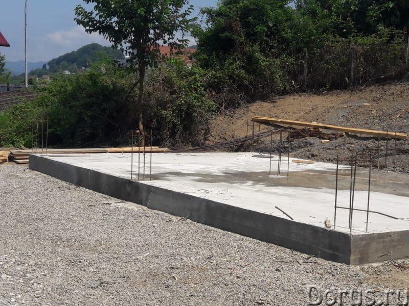 Строительство фундамента в Сочи - Строительные услуги - Наша компания занимается строительством фунд..., фото 1