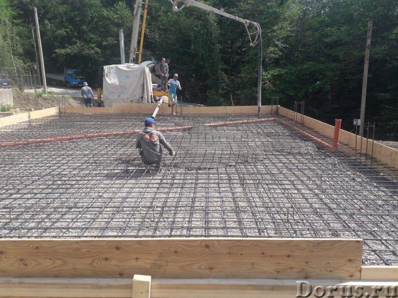 Строительство фундамента в Сочи - Строительные услуги - Наша компания занимается строительством фунд..., фото 2