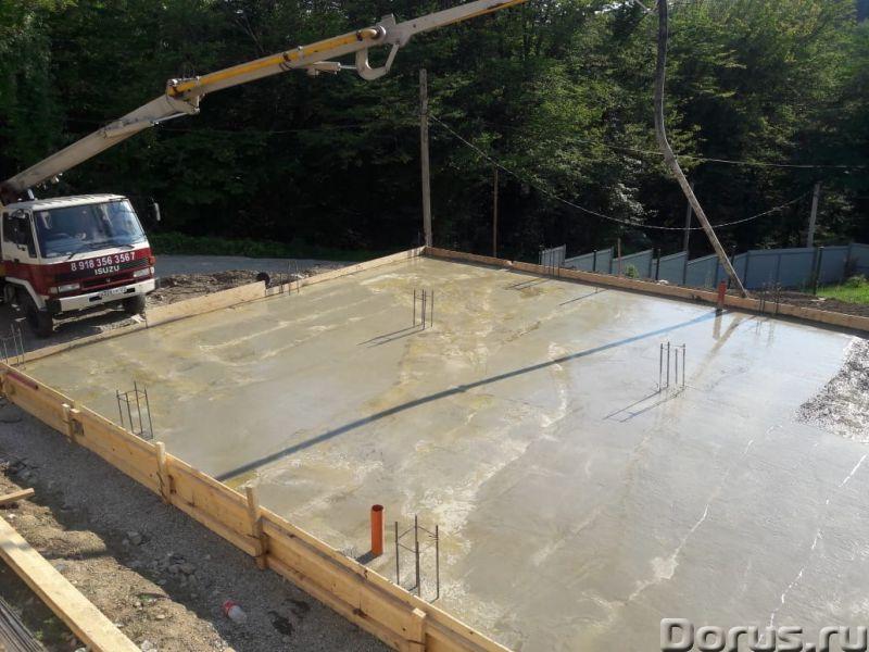 Строительство фундамента в Сочи - Строительные услуги - Наша компания занимается строительством фунд..., фото 3