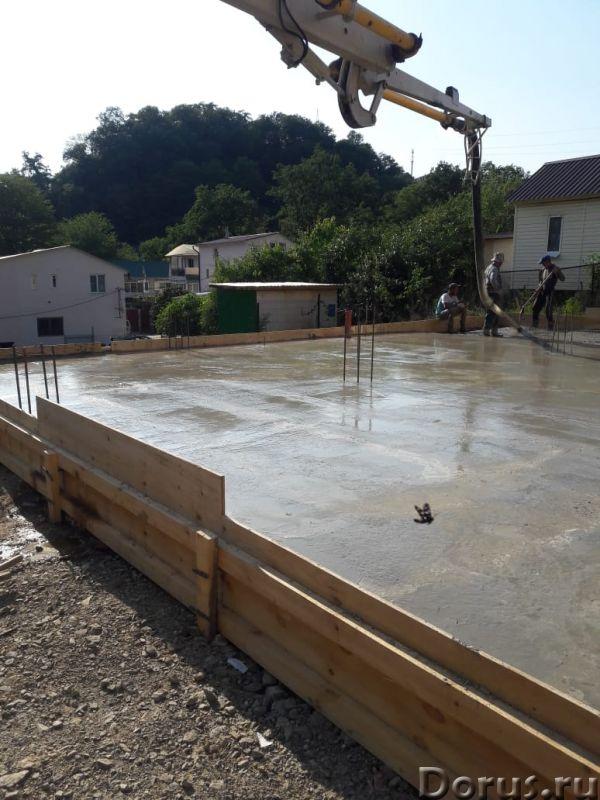 Строительство фундамента в Сочи - Строительные услуги - Наша компания занимается строительством фунд..., фото 4