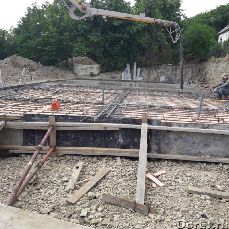 Строительство фундамента в Сочи - Строительные услуги - Наша компания занимается строительством фунд..., фото 5