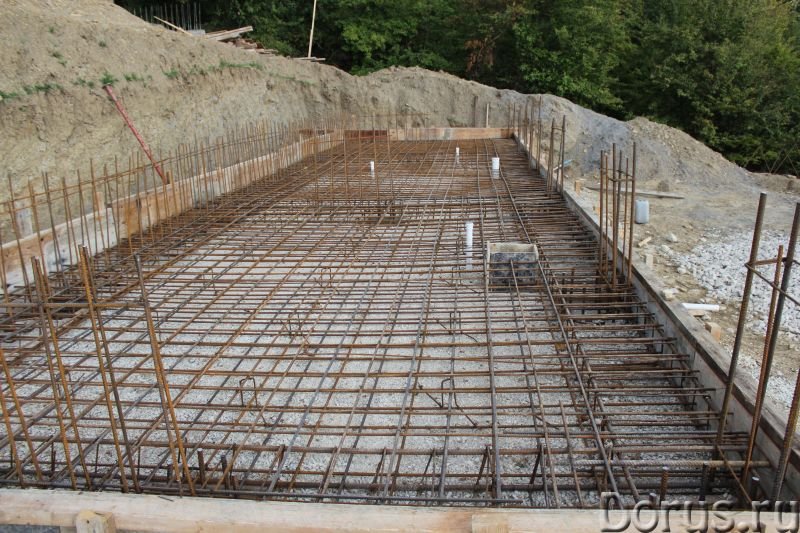 Строительство фундамента в Сочи - Строительные услуги - Наша компания занимается строительством фунд..., фото 8