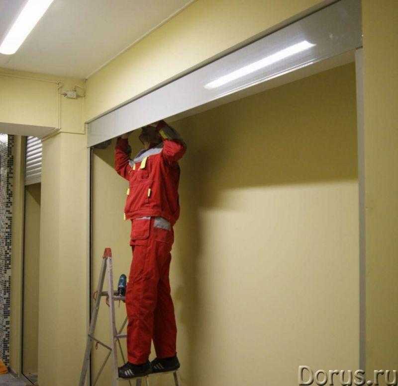 Ремонт рольставен и ворот в Сочи - Ремонт и отделка - Как правило, осуществлять ремонт рольставней о..., фото 1