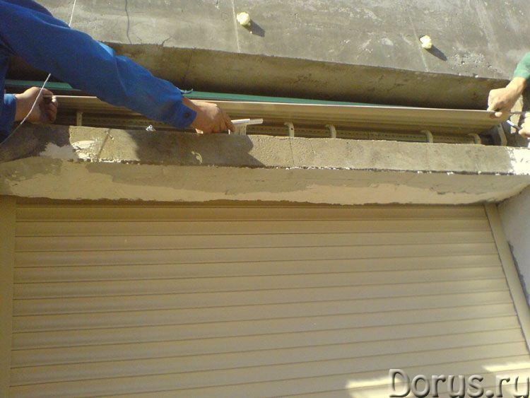 Ремонт рольставен и ворот в Сочи - Ремонт и отделка - Как правило, осуществлять ремонт рольставней о..., фото 2