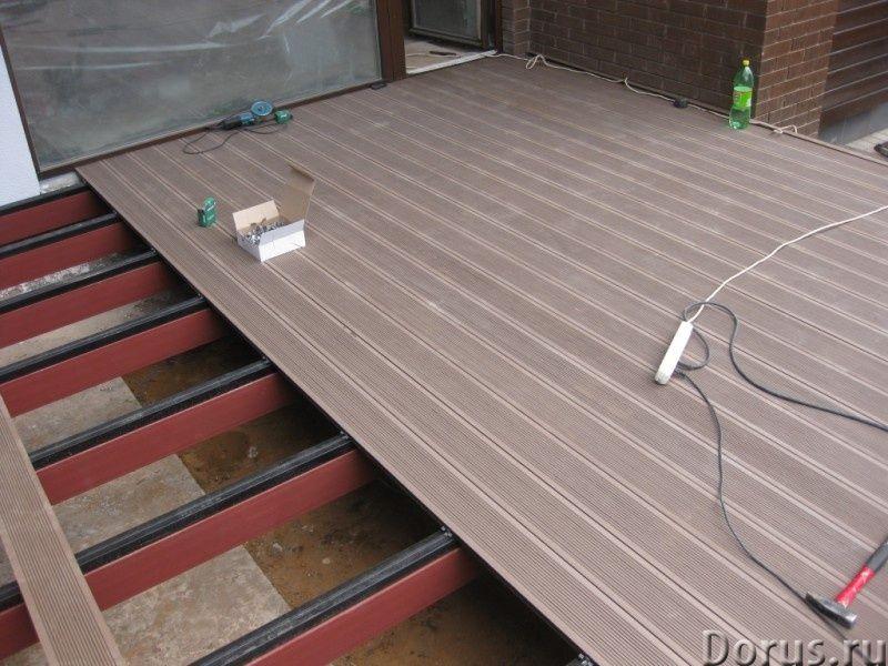 Укладка террасной доски в Сочи - Строительные услуги - Террасная доска – это современный строительны..., фото 2