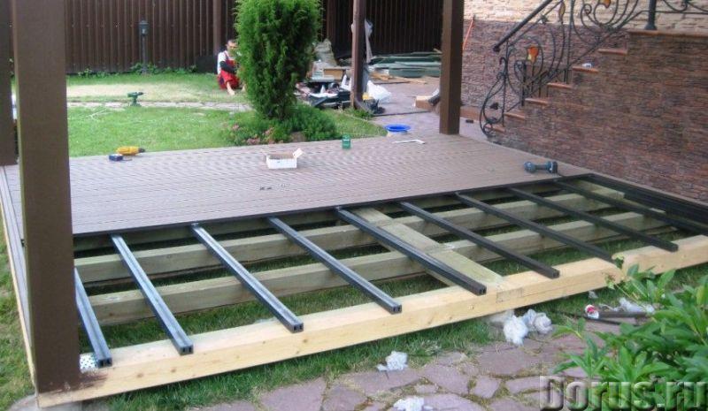 Укладка террасной доски в Сочи - Строительные услуги - Террасная доска – это современный строительны..., фото 3