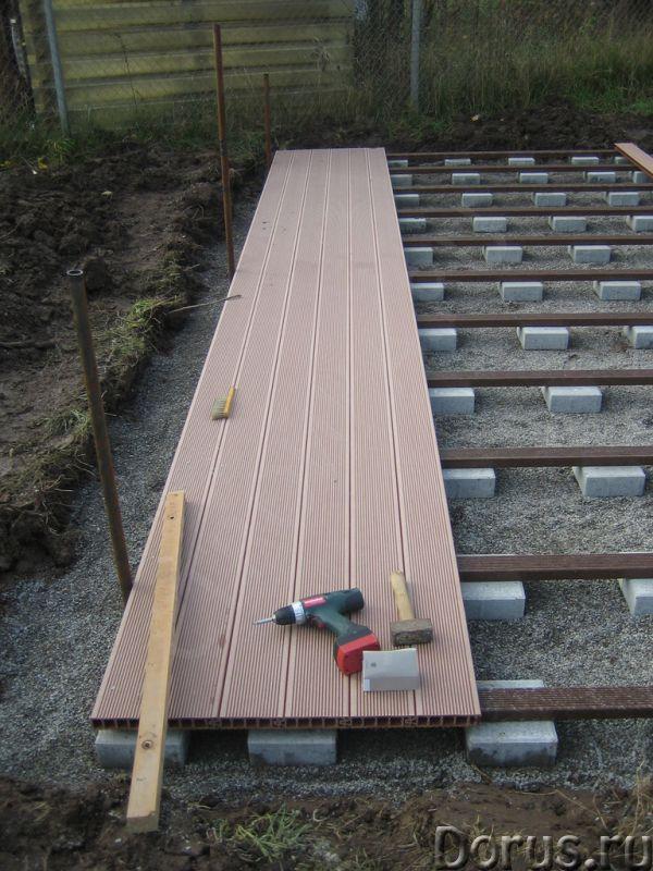 Укладка террасной доски в Сочи - Строительные услуги - Террасная доска – это современный строительны..., фото 4