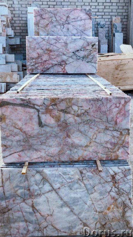 Мрамор для пола и ванных комнат из Ирана - Материалы для строительства - Иранские камни – одни из лу..., фото 7