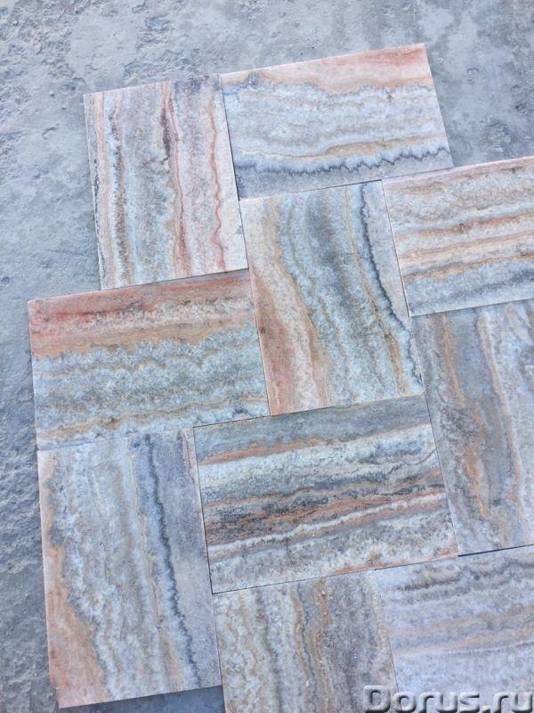 Травертин состаренный для фасада и стен в наличии - Материалы для строительства - Travertine Antik –..., фото 2