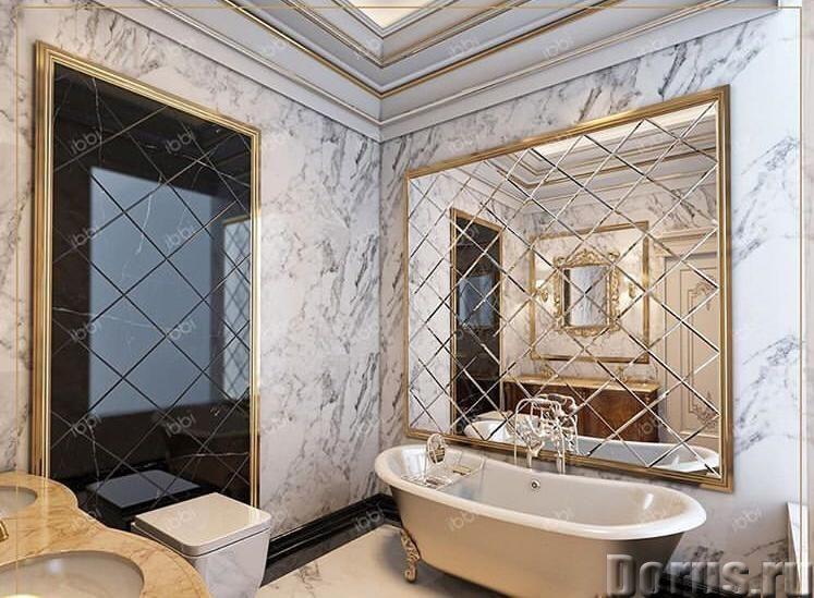 Мрамор в ванной комнате - Дизайн и архитектура - Его уникальная и сложная фактура позволяет создать..., фото 3