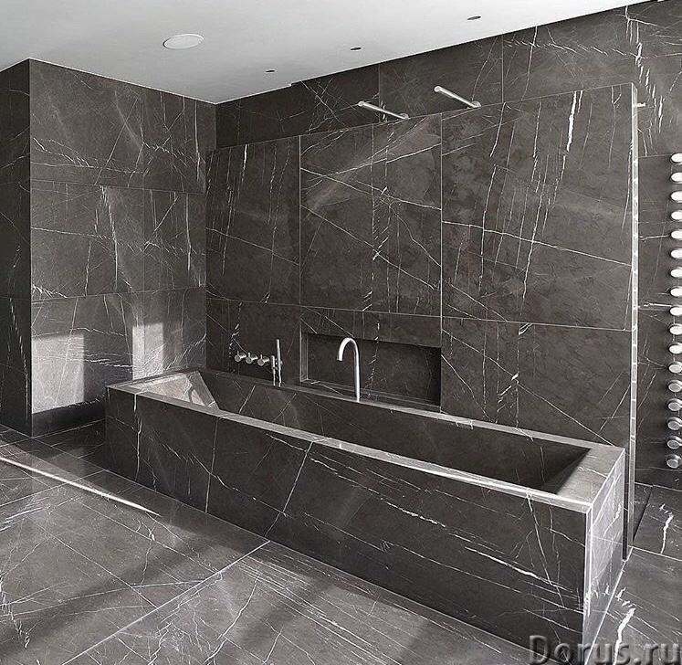 Мрамор в ванной комнате - Дизайн и архитектура - Его уникальная и сложная фактура позволяет создать..., фото 6