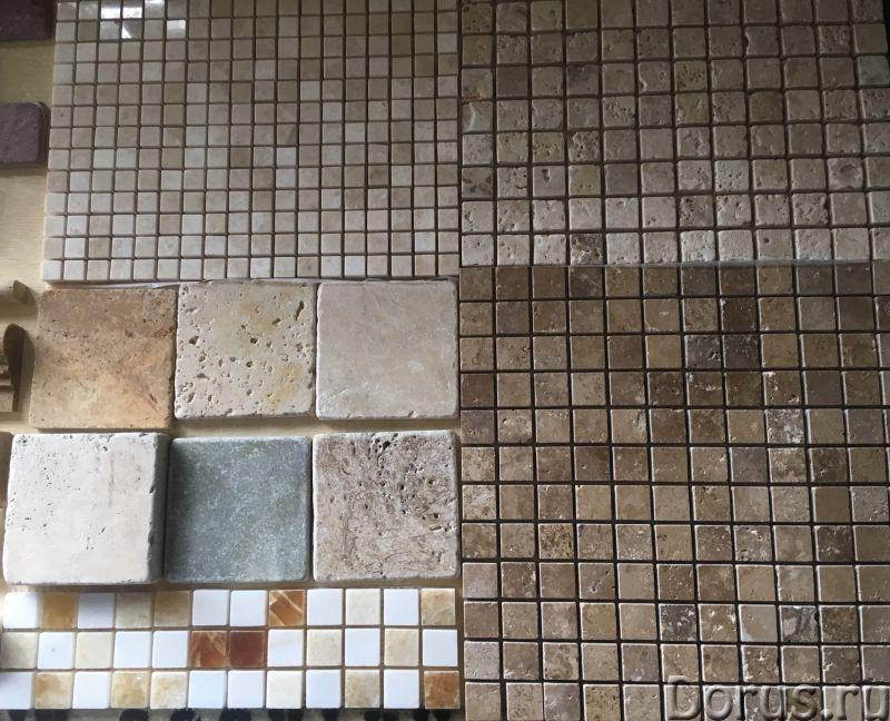 Мозаика для ванных комнат хамама и кухонь - Материалы для строительства - Камень травертин – источни..., фото 1