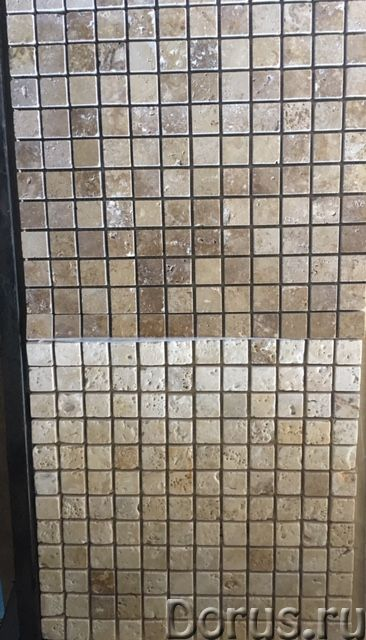Мозаика для ванных комнат хамама и кухонь - Материалы для строительства - Камень травертин – источни..., фото 2