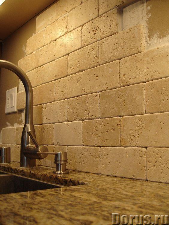 Мозаика для ванных комнат хамама и кухонь - Материалы для строительства - Камень травертин – источни..., фото 7