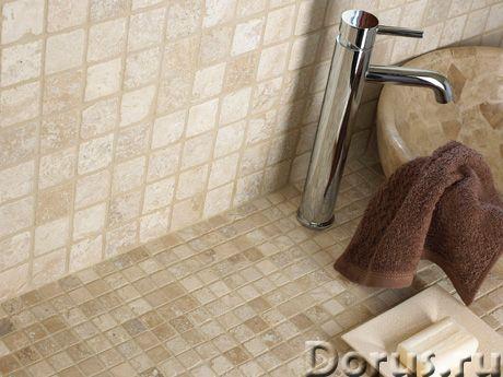 Мозаика для ванных комнат хамама и кухонь - Материалы для строительства - Камень травертин – источни..., фото 8