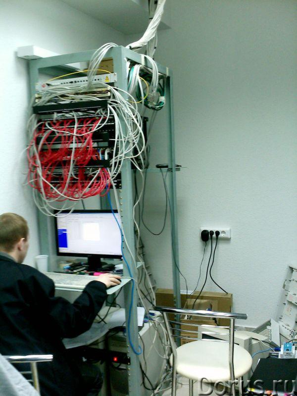 Создание и обслуживание сетей, АТС, видеонаблюдения, домофонов и пр. СКУД - Ремонт и сервис - Для УК..., фото 1