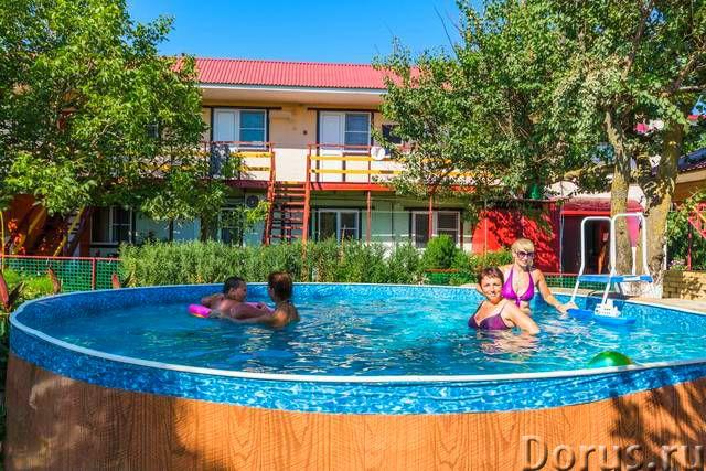 Частный отдых Кучугуры Темрюк гостевой дом возле моря - Аренда недвижимости на курортах - По Гагарин..., фото 1