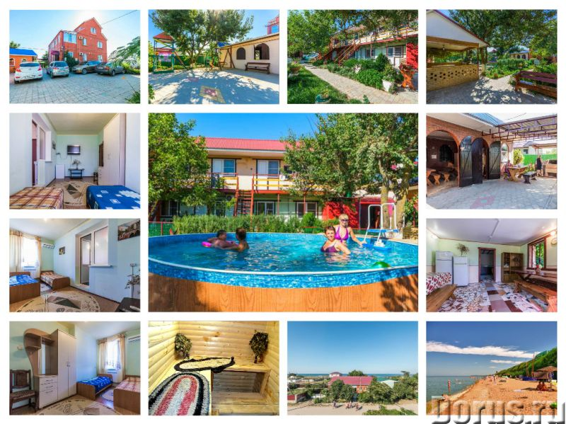 Частный отдых Кучугуры Темрюк гостевой дом возле моря - Аренда недвижимости на курортах - По Гагарин..., фото 2