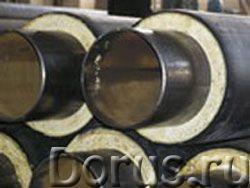 Труба в ППУ изоляции для строительства теплотрасс - Материалы для строительства - ООО «РостИнжСервис..., фото 1