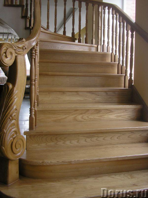 Лестницы, Двери межк. массив - Ремонт и отделка - Изготовим на собственном производстве двери, лестн..., фото 1
