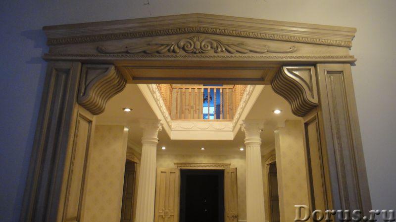 Лестницы, Двери межк. массив - Ремонт и отделка - Изготовим на собственном производстве двери, лестн..., фото 2