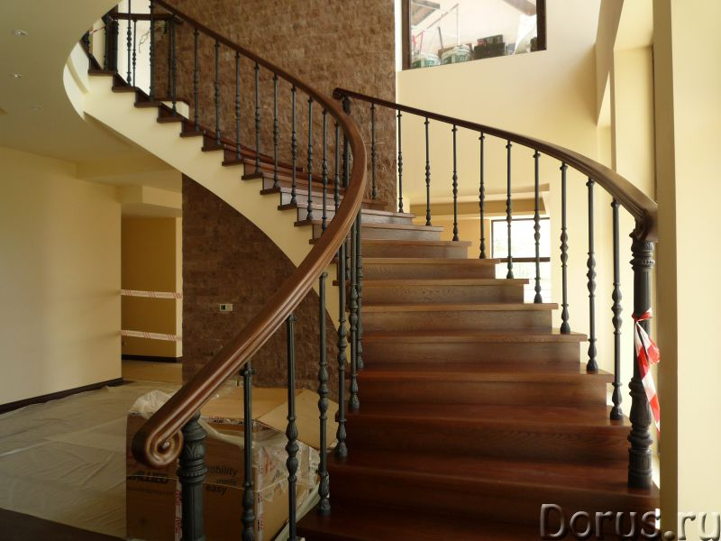 Лестницы, Двери межк. массив - Ремонт и отделка - Изготовим на собственном производстве двери, лестн..., фото 3